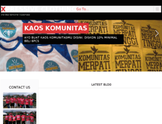 xpressivecloth.com screenshot