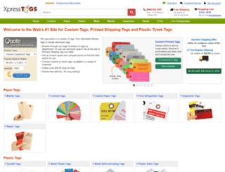 xpresstags.com screenshot