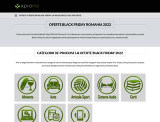 xpromo.ro screenshot