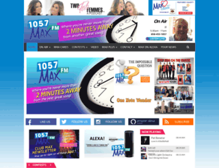 xprs-fm.itmwpb.com screenshot