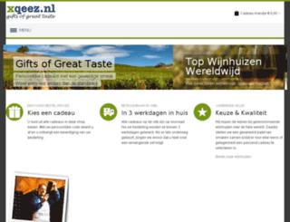 xqeez.com screenshot