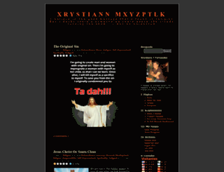 xrystiann.wordpress.com screenshot
