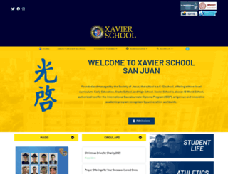 xs.edu.ph screenshot