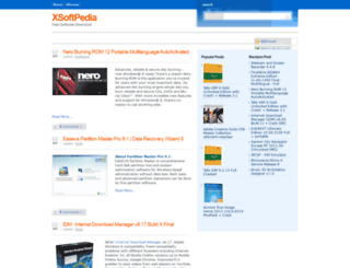 xsoftpedia.blogspot.com screenshot
