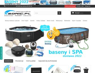 xsonic.pl screenshot