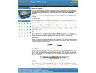 xssist.com screenshot