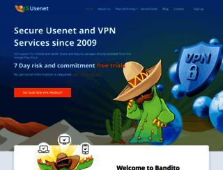 xsusenet.com screenshot