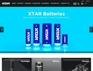 xtarlight.com screenshot