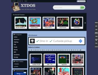xtdos.com screenshot