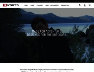 xterrafootwear.com screenshot