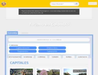 xtodocolombia.com screenshot