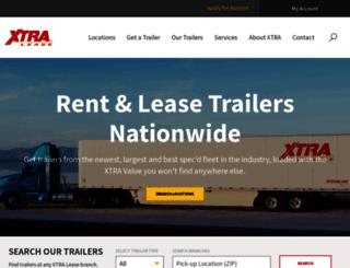 xtra.com screenshot