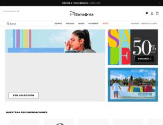 xtrem.com.mx screenshot