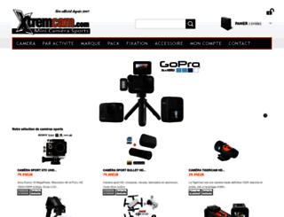 xtremcam.com screenshot