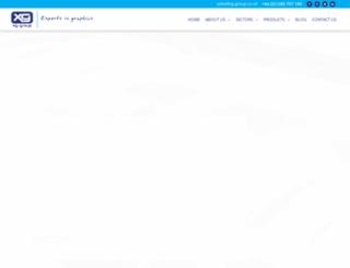 xtremegraphics.co.uk screenshot