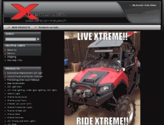 xtremeledlights.com screenshot