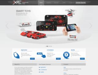 xtremeprog.com screenshot
