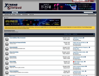 xtremesystems.org screenshot