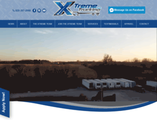 xtremetrucking.com screenshot