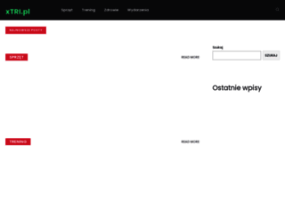 xtri.pl screenshot