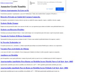 xumbia.com screenshot