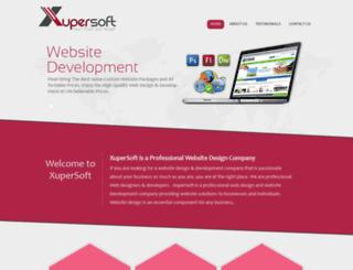 xupersoft.com screenshot