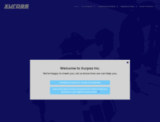 xurpas.com screenshot