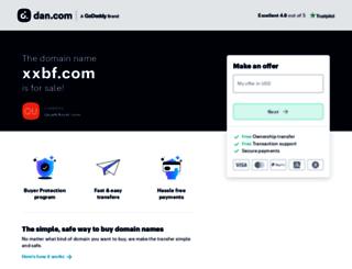 xxbf.com screenshot