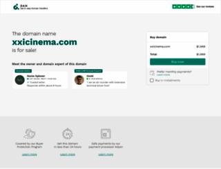 xxicinema.com screenshot