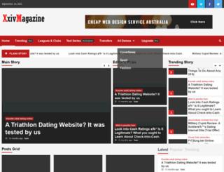 xxivmagazine.com.au screenshot