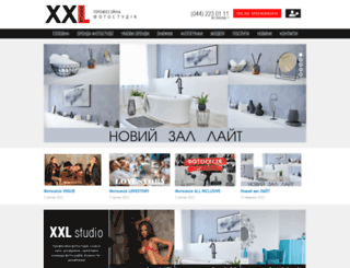xxl-studio.com.ua screenshot