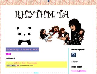 xxofia.blogspot.com screenshot