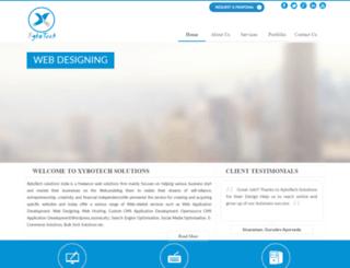 xybotech.com screenshot