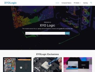 xyologic.com screenshot