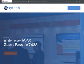 xytechsystems.com screenshot