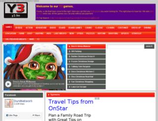 y3.fm screenshot