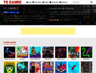 y3games.org screenshot