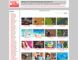 y3y8games.com screenshot