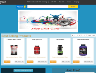 y4ia.com screenshot