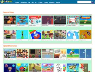 y8-a10.com screenshot