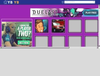 y8-y8.info screenshot