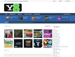 y8.edu.vn screenshot