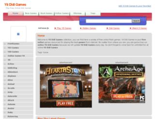 y8didigames.com screenshot