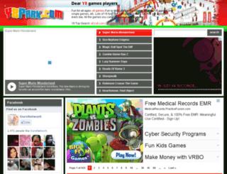 y8park.com screenshot