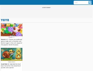 y8y8-games.com screenshot