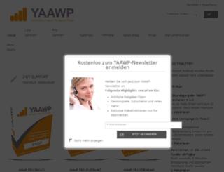 yaawp-plugin.com screenshot