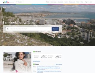 yabstagibraltar.com screenshot