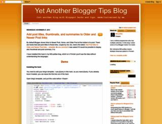 yabtb.blogspot.in screenshot