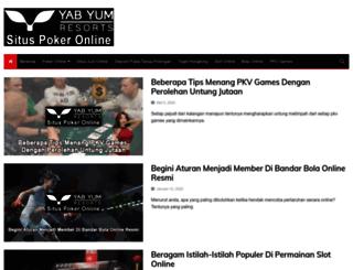 yabyumresorts.com screenshot