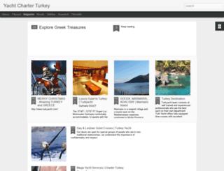 yachtcharterturky.blogspot.in screenshot